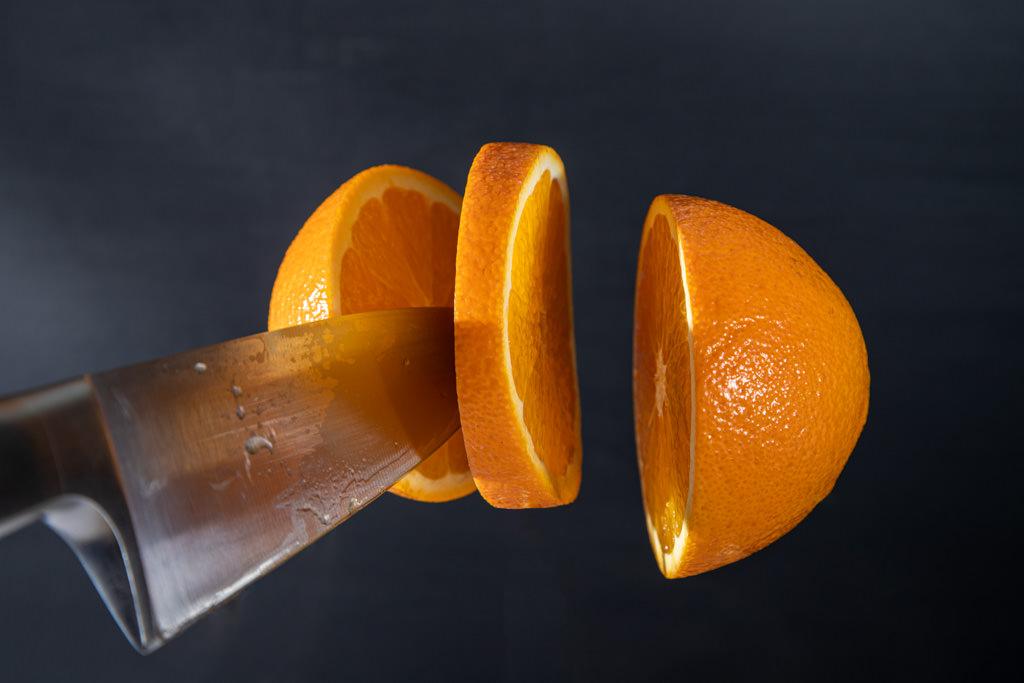 Orange - Levitation